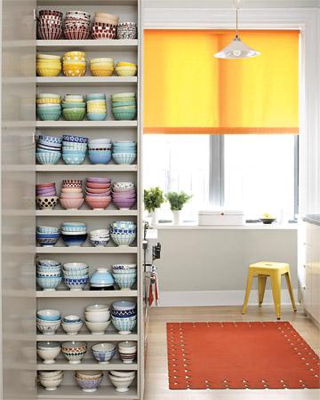 James Dunlinson+ Alistair Turnball's Kitchen via Martha Stewart