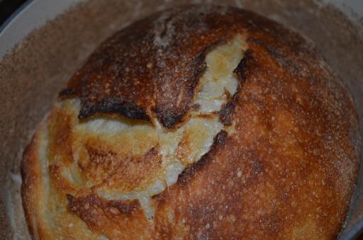 Sourdough-Bread-Homemade-No-Knead-Butter-Marissa-Huber