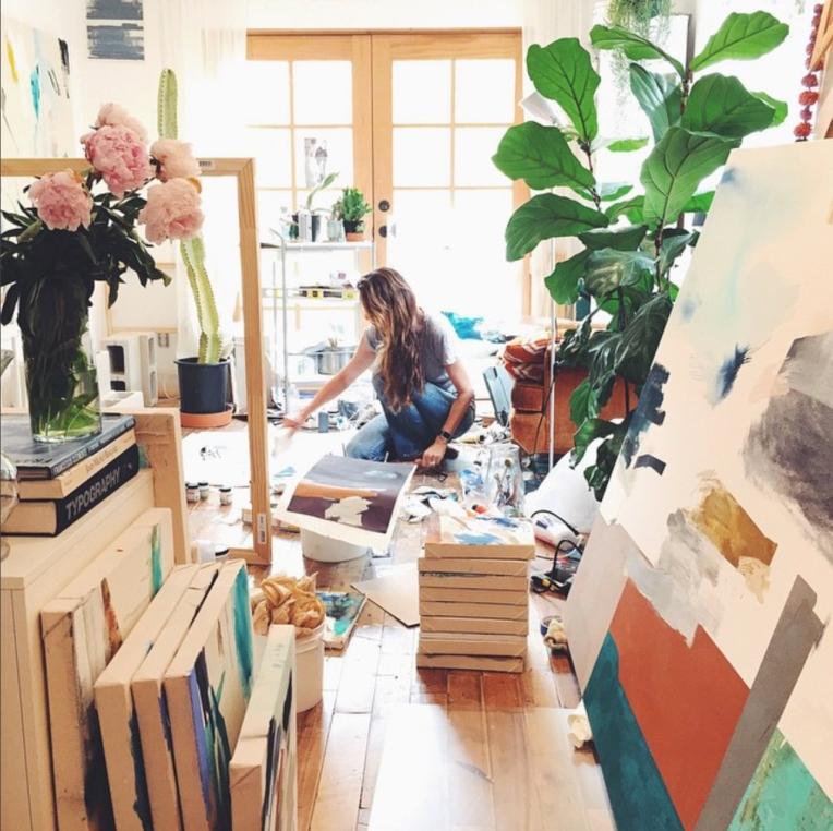 Karina Bania Studio 1